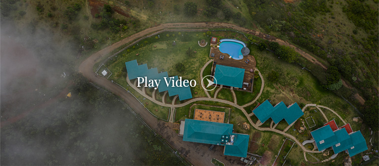 Resort in Ooty with a glorious views of the blue mountains